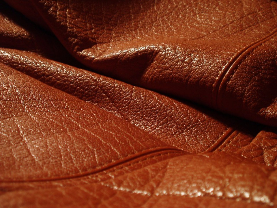 leather plaster