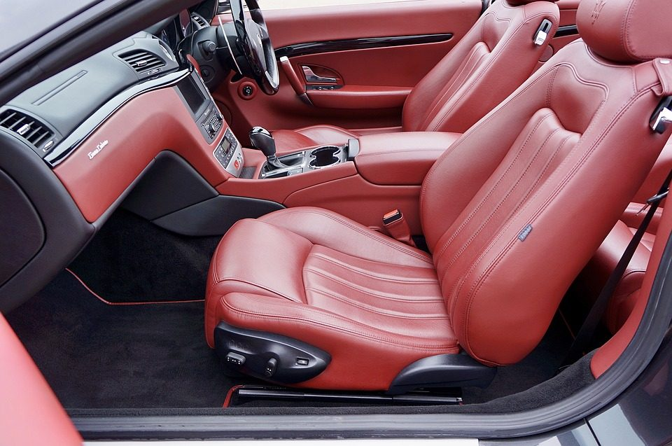 How to Clean Leather Seats in a Car